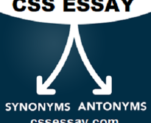 How to Tackle Synonyms and Antonyms