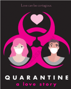 Quarantine A Love story by katie cicatelli-kuc